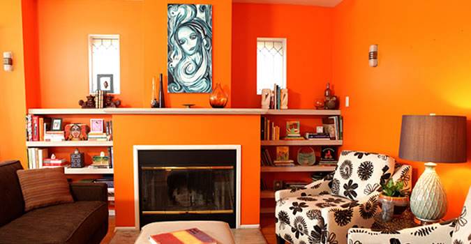 Interior Painting Services in Bloomington